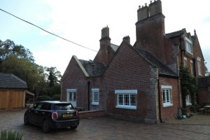 Old Vicarage Utility and Brew Room