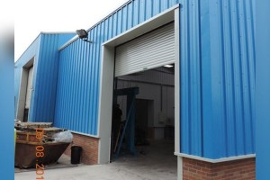 Industrial Unit extension