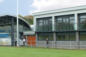 Leisure complex and Football Association offices