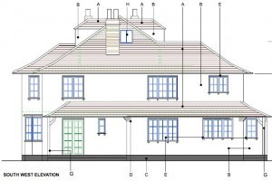 Arts and Crafts house extension gets planning permission